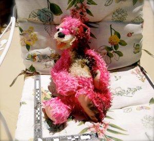 breaking bad teddy bear