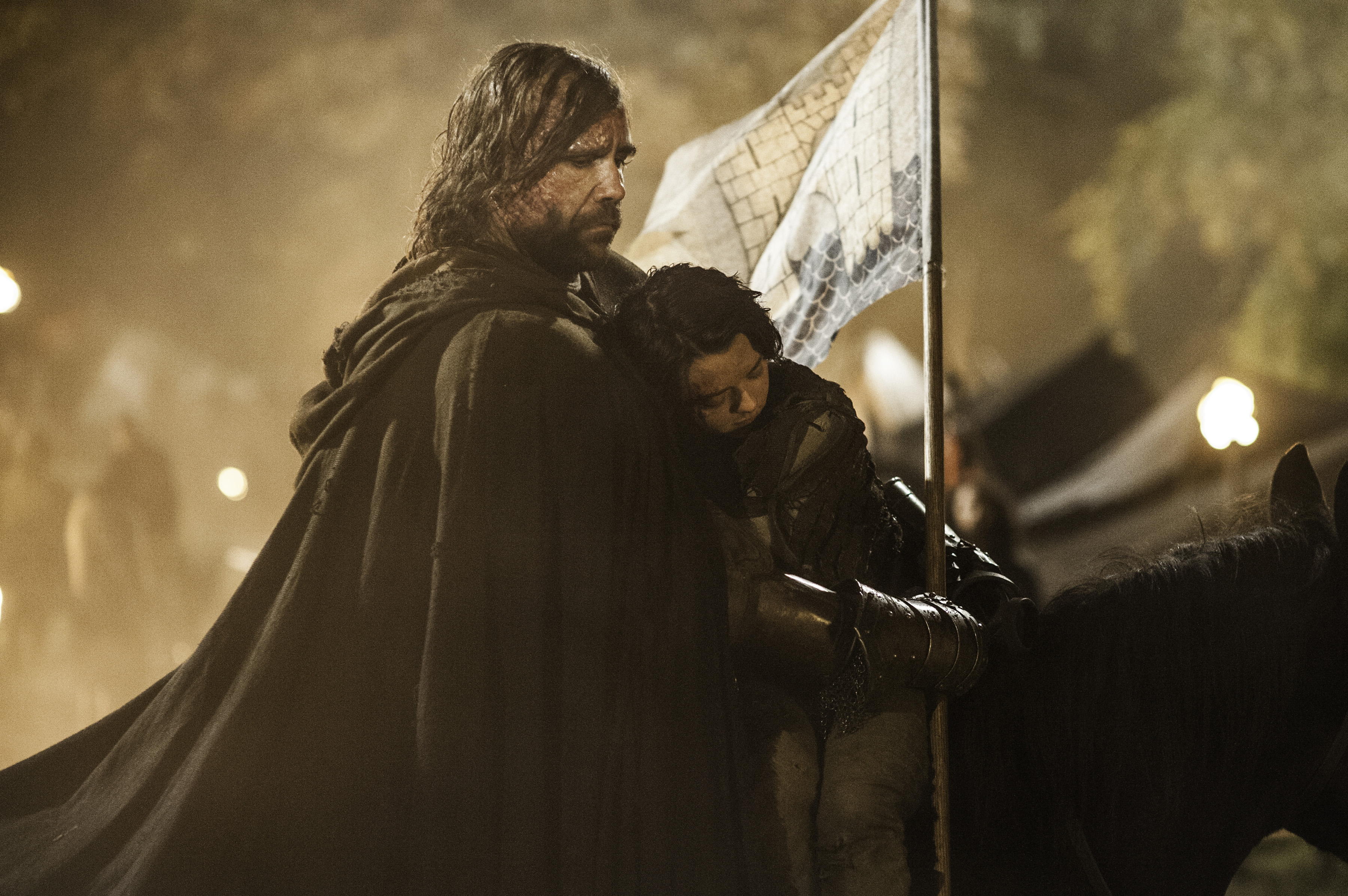 """Sandor Clegane: Surly When Called """"Ser"""" 