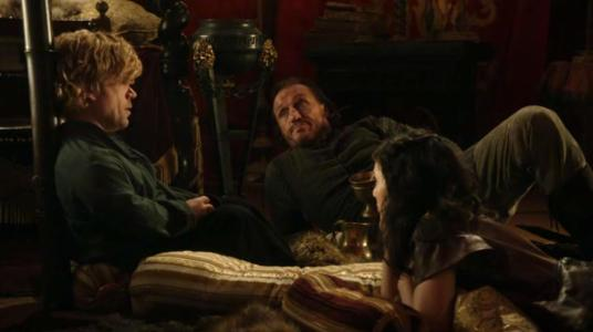 Tyrion-Bronn-and-Shae-in-BAELOR