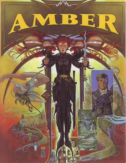 AD Amber RPG