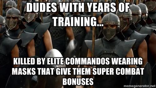 Commandoes