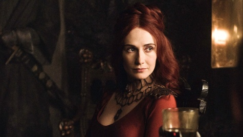 Melisandre-Seated