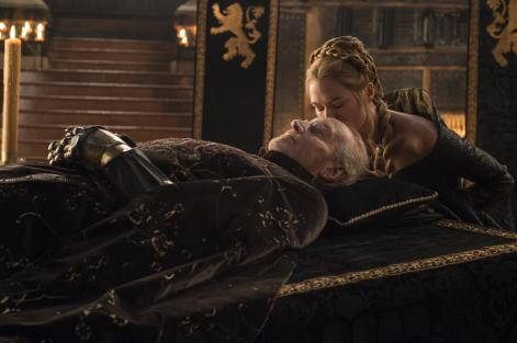 Game-of-Thrones-Season-5-Episode-1-Picture-Charles-Dance-Tywin-Lannister-Lena-Headey-Cersei-Lannister