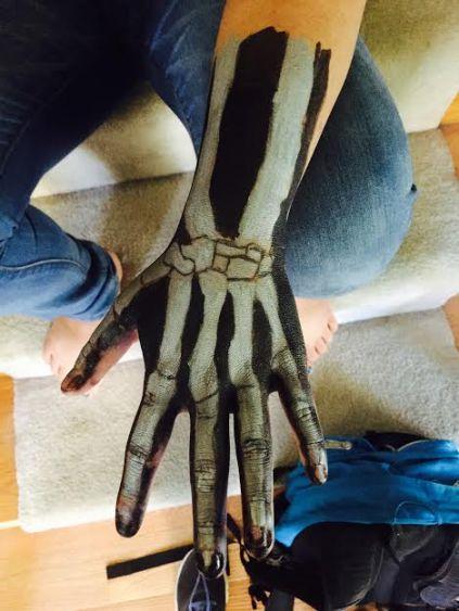 skeletalhand
