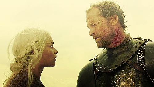 Tags: Daenerys Targaryen , Game of Thrones , Greyscale , Jorah Mormont